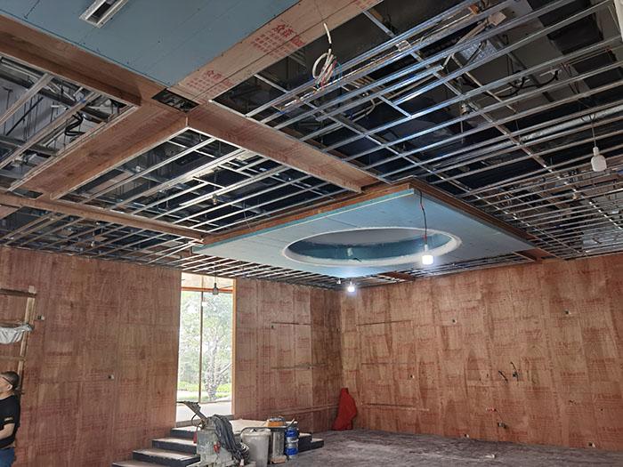 03  装修工程 03  办公室装修 03   接待室(会客室)设计是企业图片
