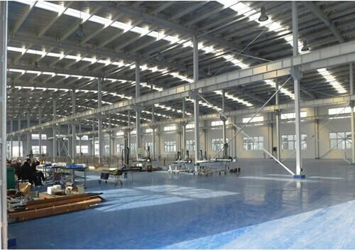 工业厂房装修设计